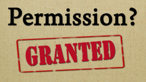 Ask For Permission by Pastor E.A Adeboye